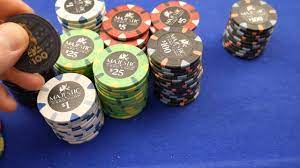 Different Types of Clay Poker Chips